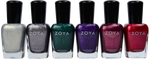 Zoya 6 pc Urban Grunge Metallic Holos Collection