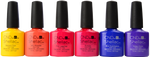 CND Shellac 6 pc New Wave Collection