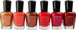Zoya 6 pc Party Girls Collection A