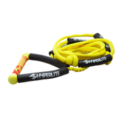 Hyperlite: Surf Rope 20' w/Handle Yellow