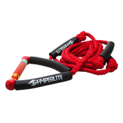 Hyperlite: Surf Rope 20' w/Handle Red
