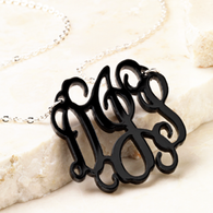 Intertwined monogram