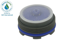 Neoperl 1.0 gpm water saving pressure compensating cache aerator (this picture depicts the standard size)