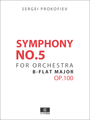 Prokofiev Symphony No.5 Op.100 Score and Parts