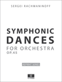 Rachmaninoff - Symphonic Dances Op.45 - Score and Set of Parts