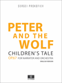 "Prokofiev ""Peter and the Wolf"" Op.67 Score and Orchestral Parts."