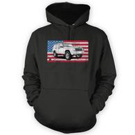 American XJ Hoodie