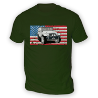 American JK Mens T-Shirt