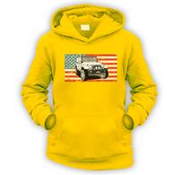 American JK Kids Hoodie