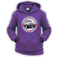 Grow Up Optional JK Kids Hoodie
