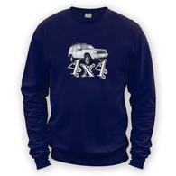 4x4 XJ Sweater