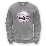 Grow Up Optional XJ Sweater
