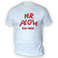 Mr Plow Mens T-Shirt