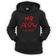 Mr Plow Kids Hoodie