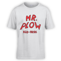 Mr Plow Kids T-Shirt