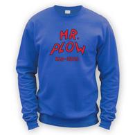 Mr Plow Sweater