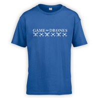 Game of Drones Kids T-Shirt