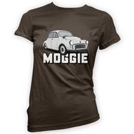Morris Moggie Womans T-Shirt