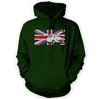 British Morris 1000 Hoodie