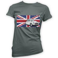 British Morris 1000 Womans T-Shirt
