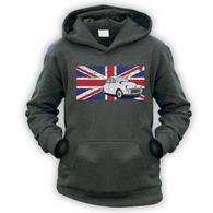 British Morris 1000 Kids Hoodie