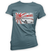 Japanese MR2 W20 Womans T-Shirt