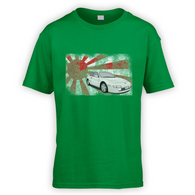 Japanese MR2 W20 Kids T-Shirt