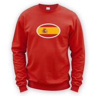 Spanish Flag Sweater