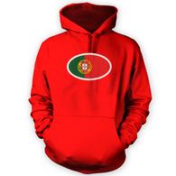 Portuguese Flag Hoodie
