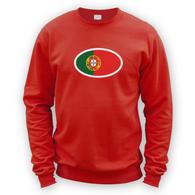 Portuguese Flag Sweater
