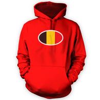 Belgian Flag Hoodie