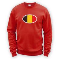 Belgian Flag Sweater
