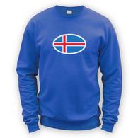 Iceland Flag Sweater