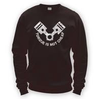 Torque Is Not Cheap Sweater