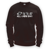 All Carb Diet Sweater