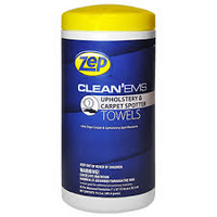 Zep Clean'ems Upholstery & Carpet Spotter Towels