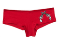 Crossed Pistol Boy Short Panties for Country and Southern Girls that love to shoot and hunt