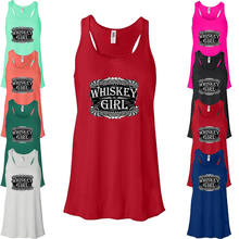 Whiskey Girl tank tops - country girl