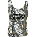 Cowgirl Up Country Girl Camo Tank Top