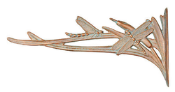 Whitehall Products Dragonfly Nature Hook