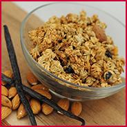 MICHAELENE'S Amazing Almond Vanilla Gluten-Free Granola™