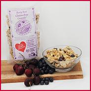 MICHAELENE'S Berry Best Gluten-Free Granola™