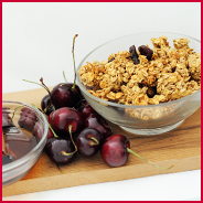 MICHAELENE'S Cheery Cherry Honey Crunch™