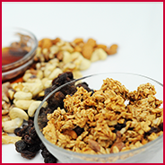 MICHAELENE'S Honey Nutty-Raisin™