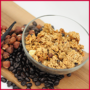 MICHAELENE'S Cappuccino Crunch™ (men love it)