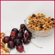 MICHAELENE'S Cherry-Almond Crunch™