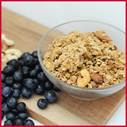 MICHAELENE'S Blueberry Crunch™