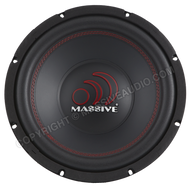 "Massive Audio 12"" Subwoofer"