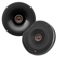 "Infinity Reference Series Shallow-Mount 6-1/2"" 330 Watt Coaxial Car Speakers"