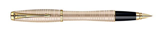 Bút Parker Urban Premium Golden Pearl Fountain Pen